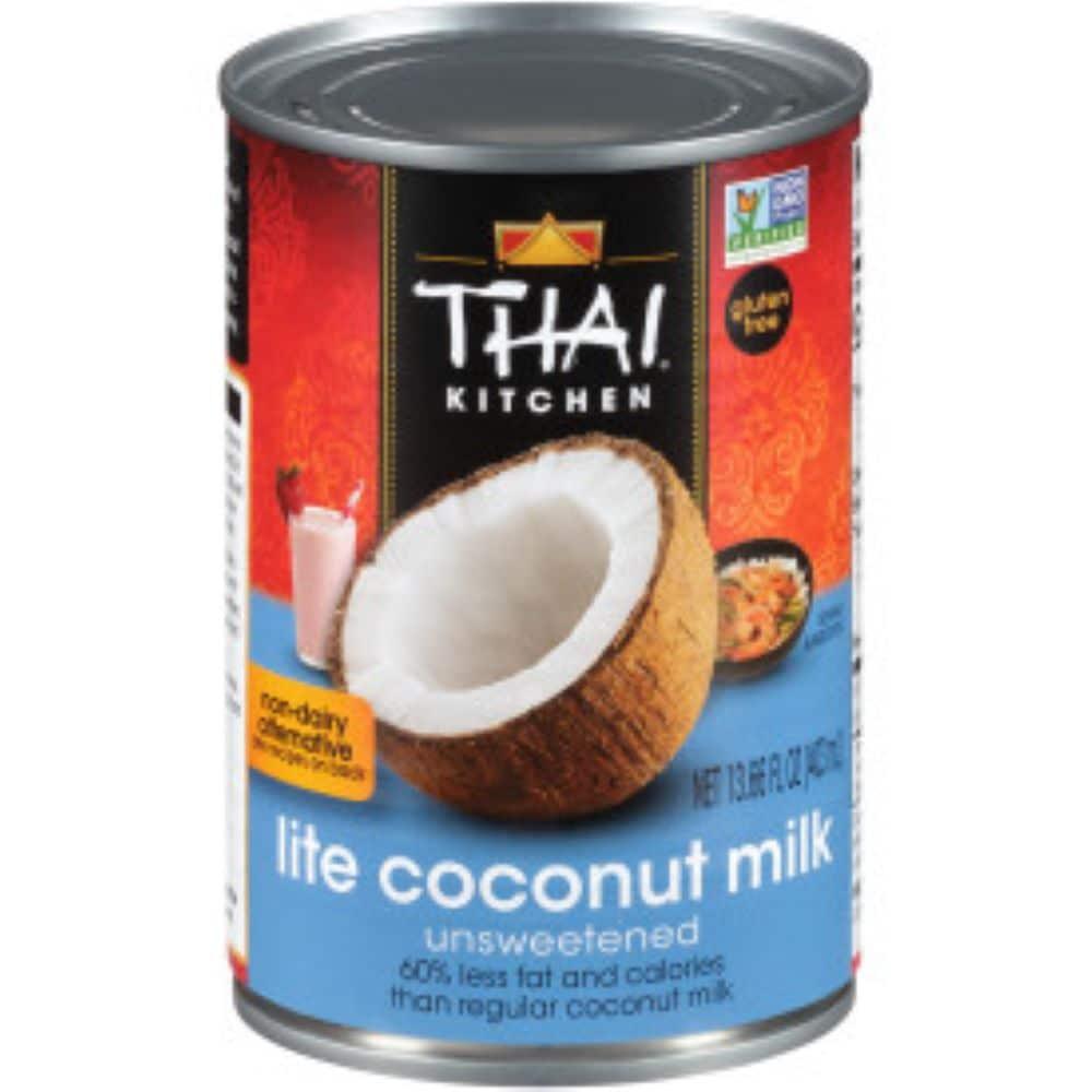 Thai Kitchen Lite Coconut Milk Perspective: Front
