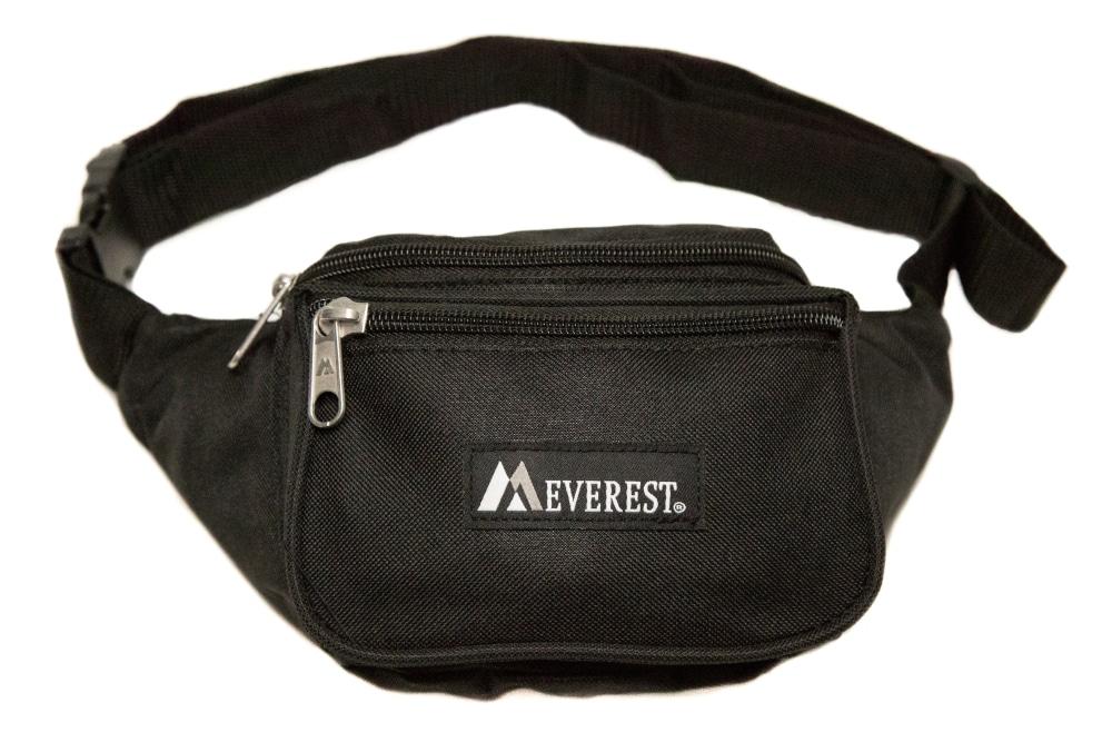 Navy Everest Signature Waist Pack Large