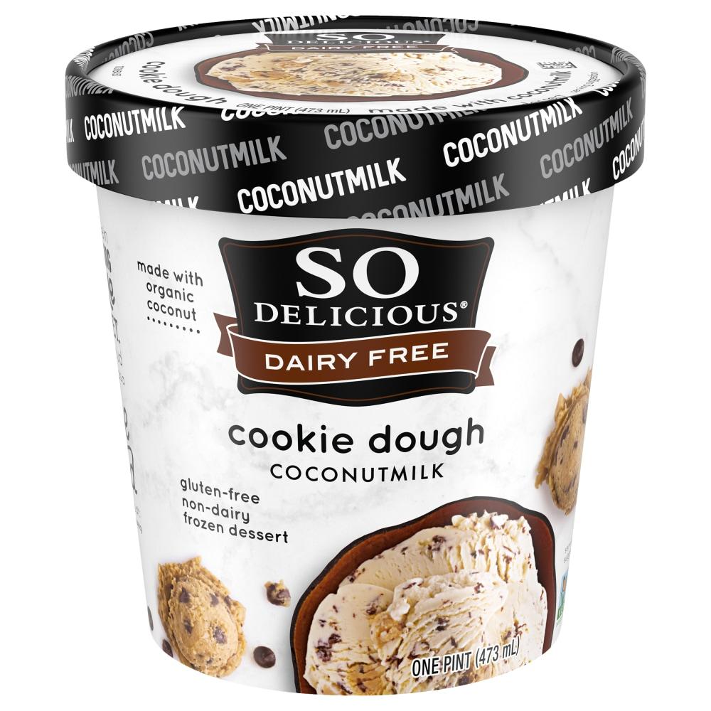 Kroger - SO Delicious Cookie Dough