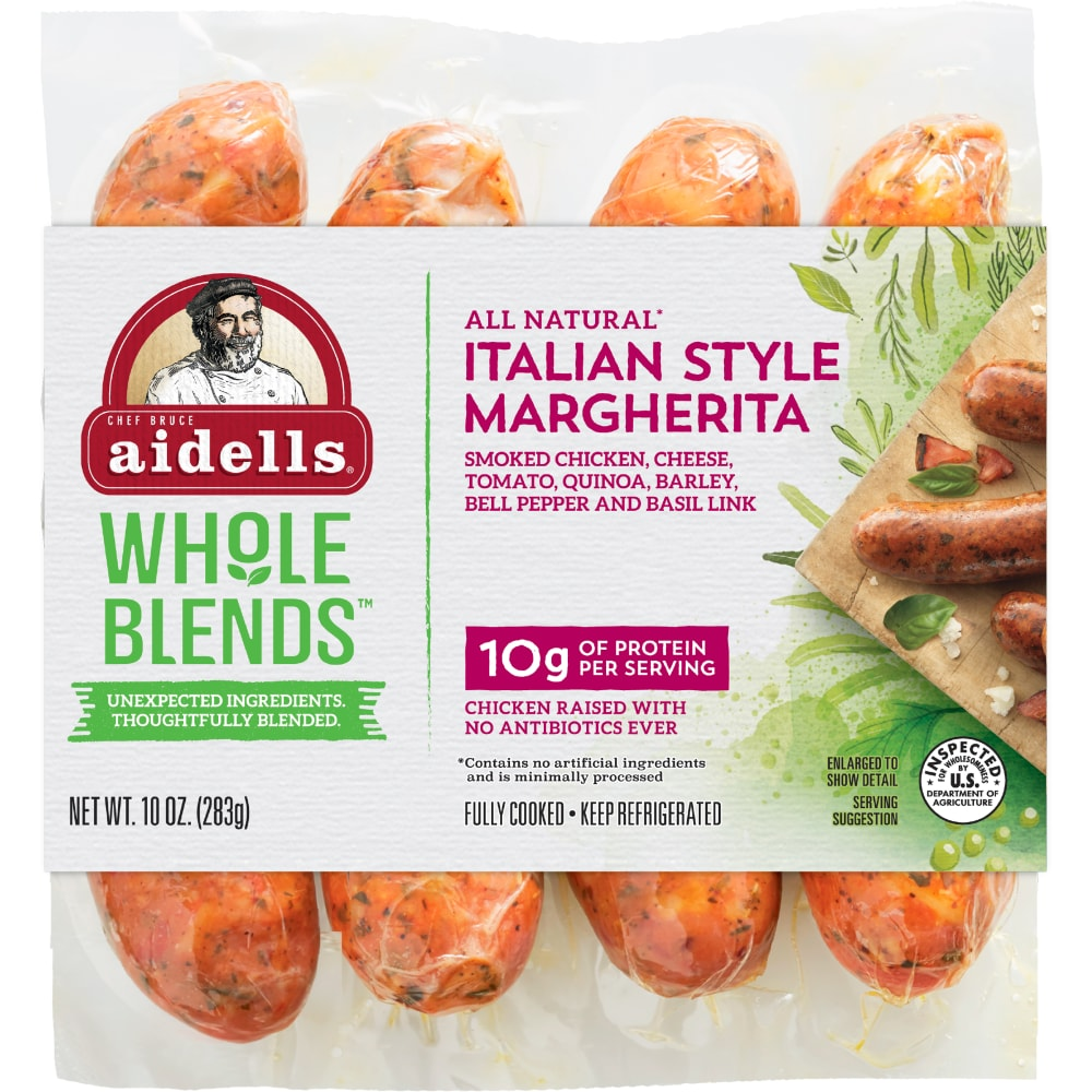 Aidells Whole Blends All Natural Smoked