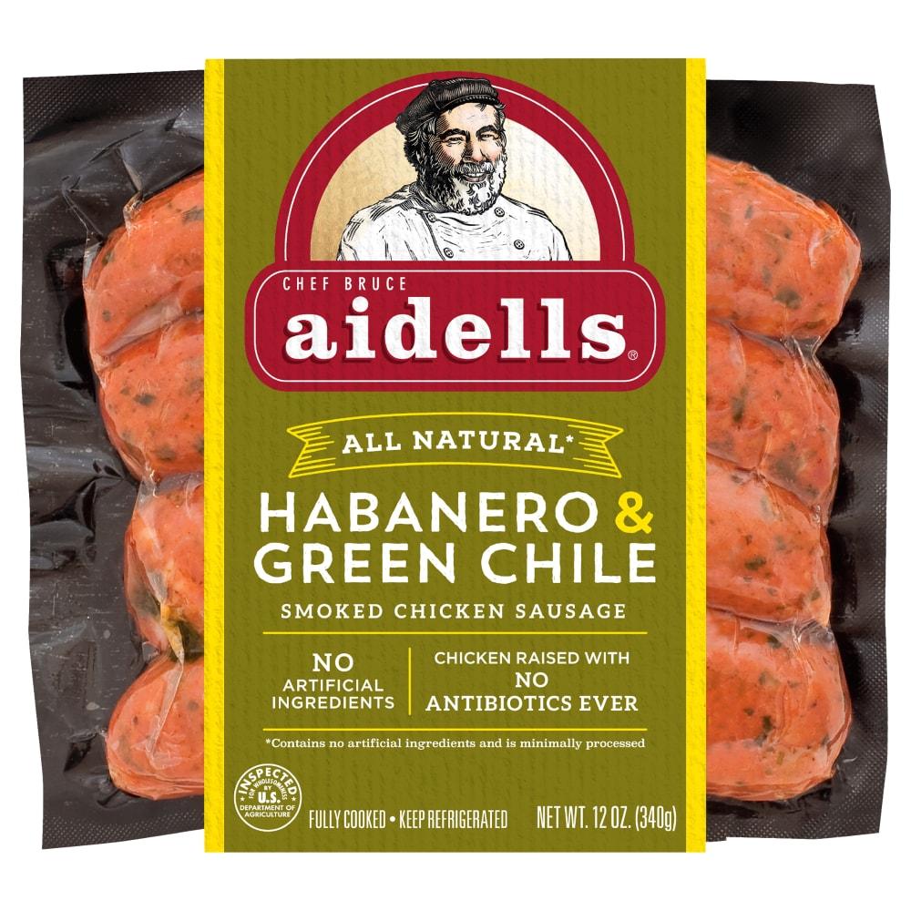 Ralphs - Aidells Habanero & Green Chile