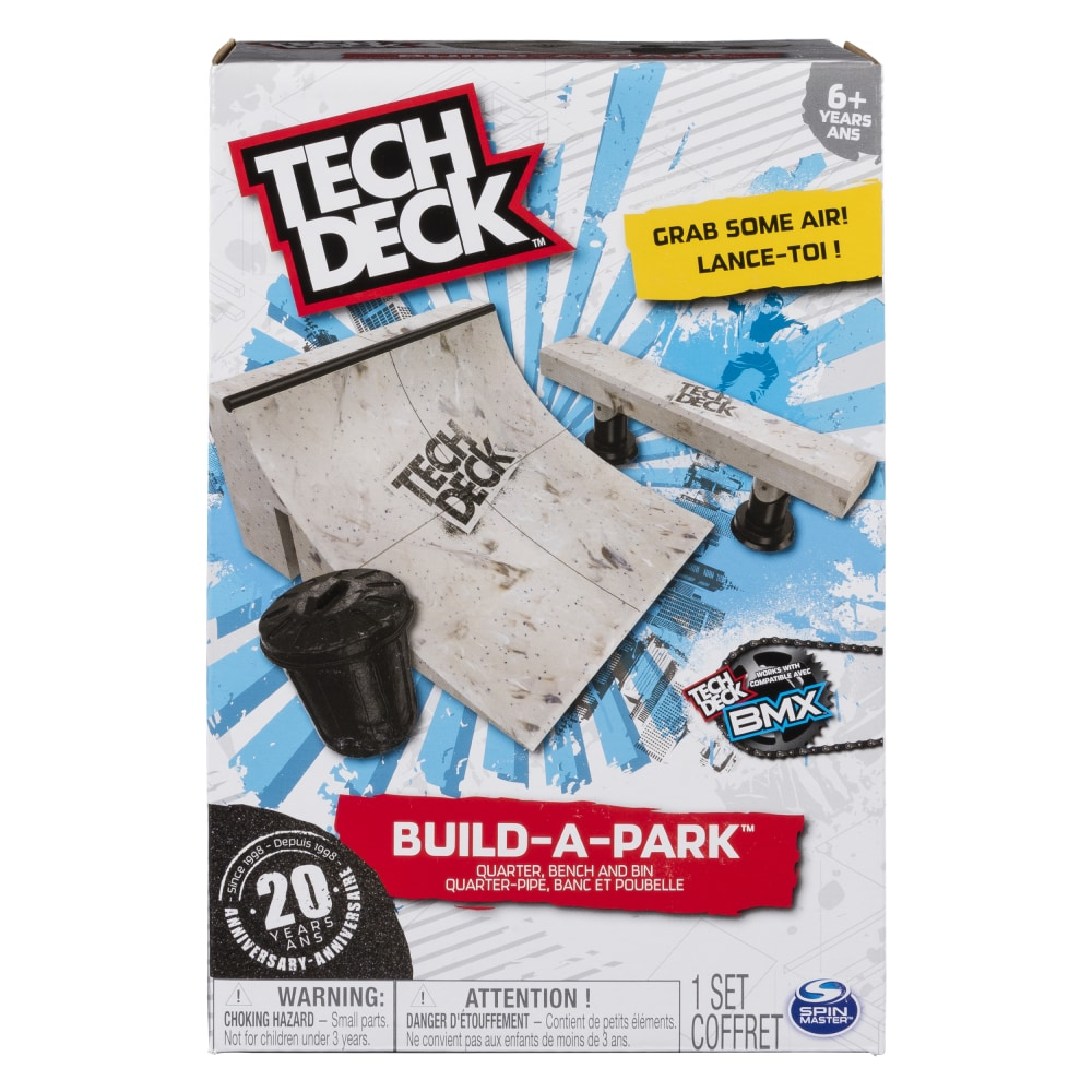 Smith's Food and Drug - Spin Master Tech Deck Build-A-Park