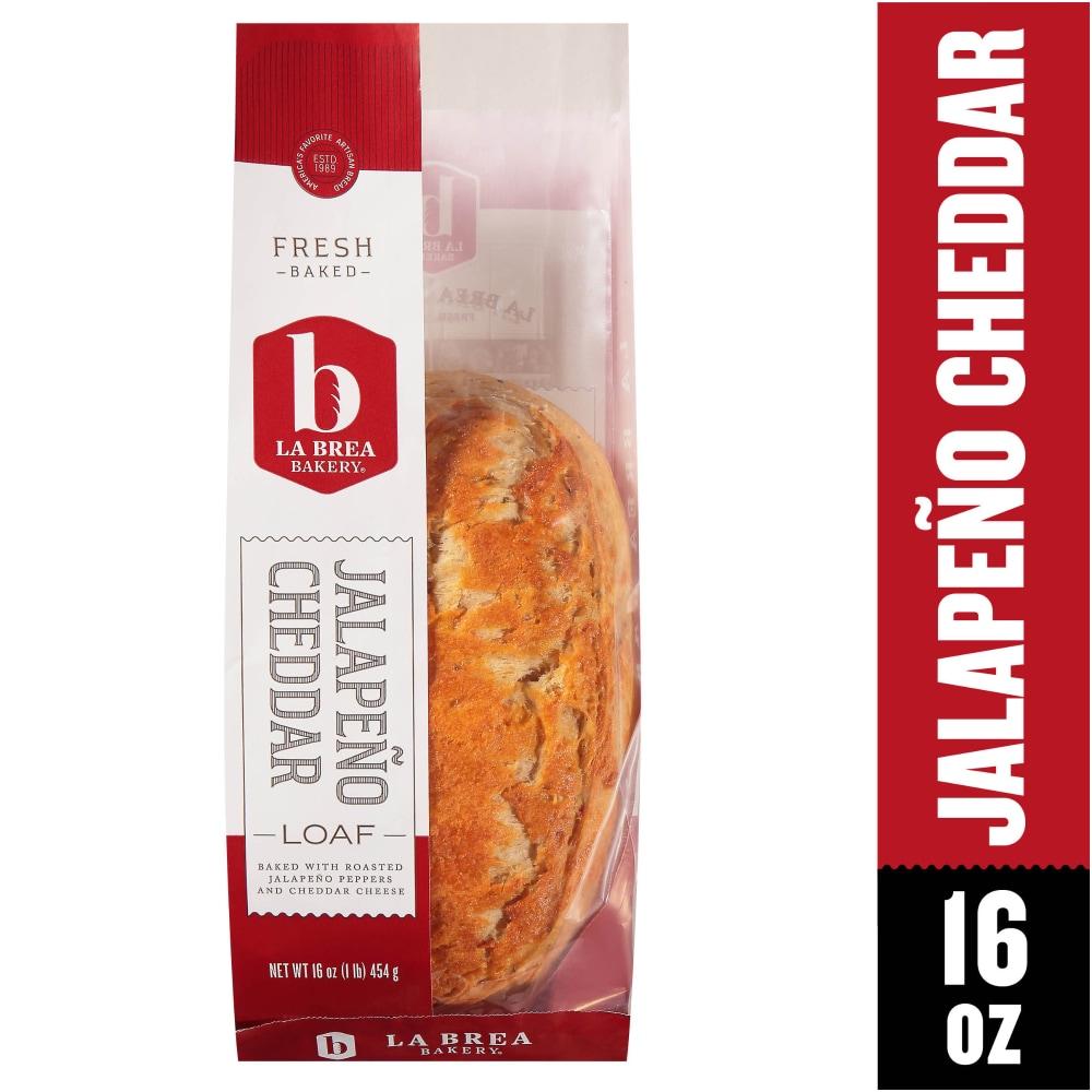 Ralphs - La Brea Jalapeno Cheddar Bread