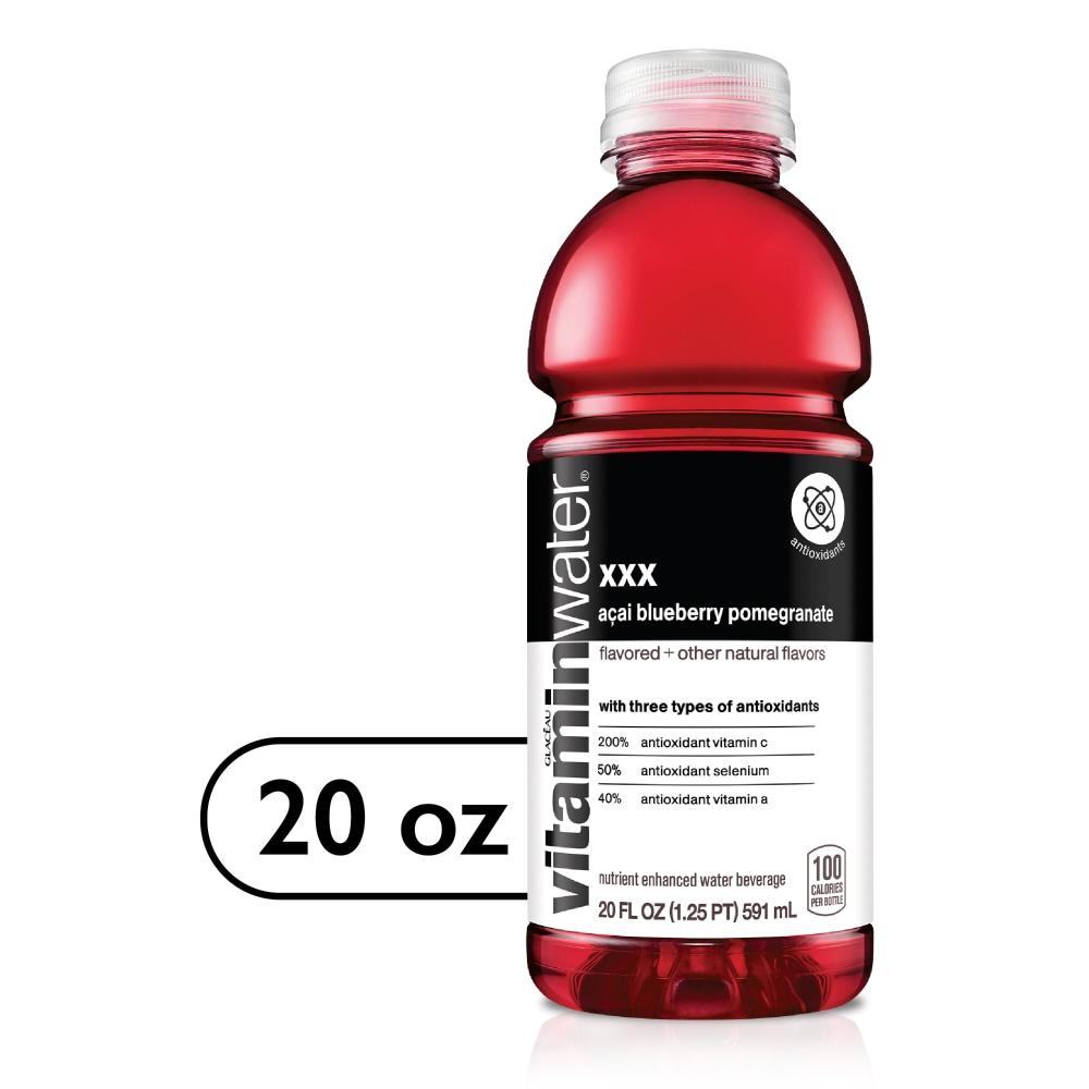 Vitamin Water XXX Acai-Blueberry