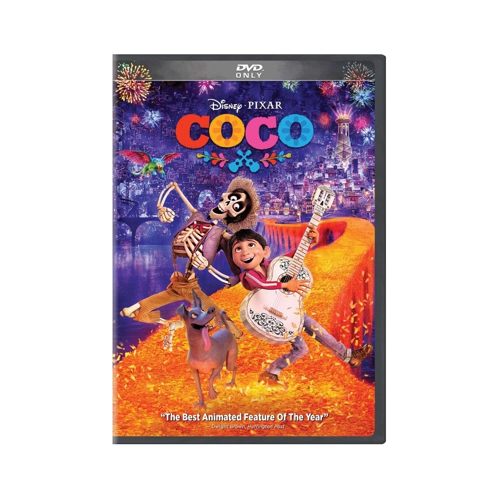 Fred Meyer Coco 2017 Dvd 1 Ct