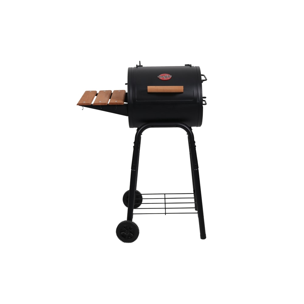 Food 4 Less Char Griller Patio Pro 1515 Bbq Grill Black 44 X 21 X 31 In