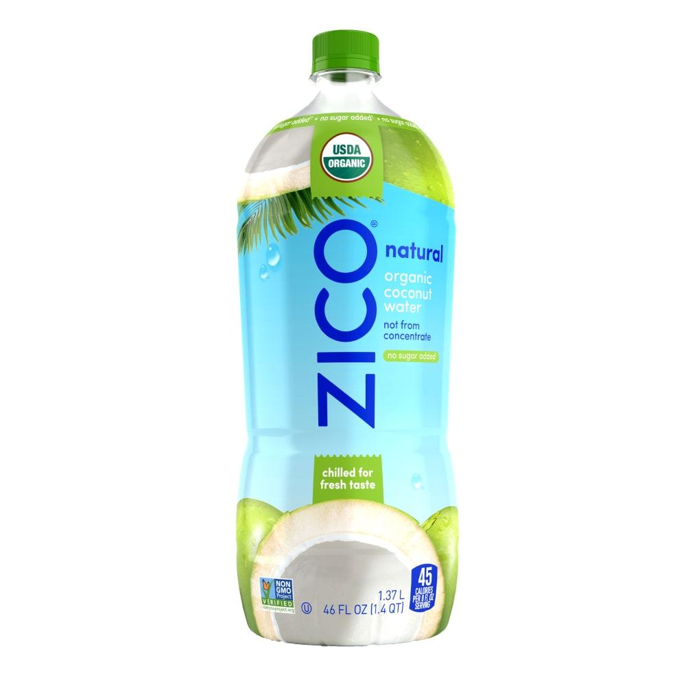 Qfc Zico Natural Organic Coconut Water 46 Fl Oz