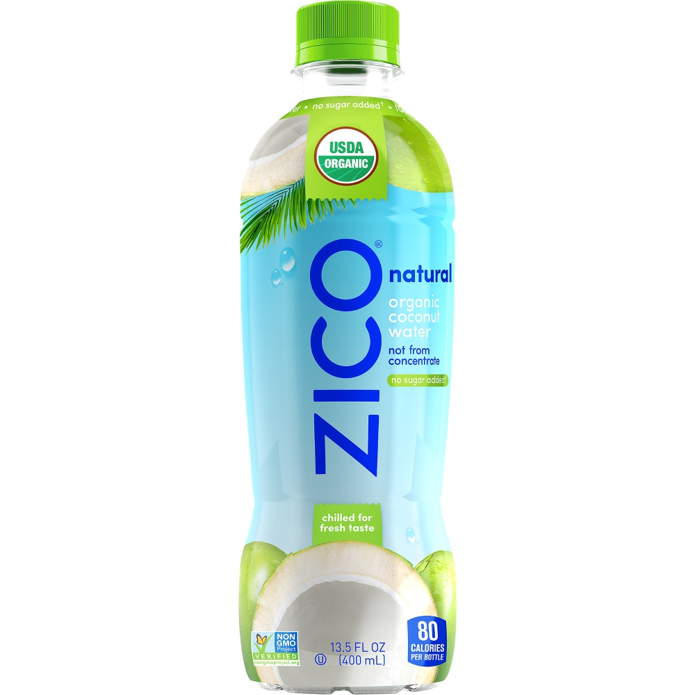 Qfc Zico Organic Natural Coconut Water 13 5 Fl Oz