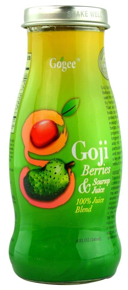 Qfc Gogee Goji Berries Soursop Juice 8 Fl Oz
