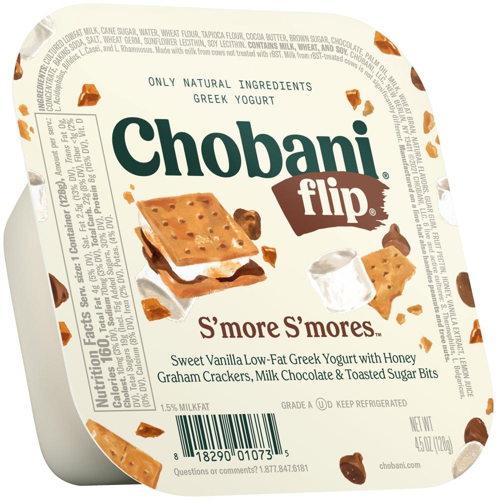 Baker's - Chobani Flip S'more S'mores