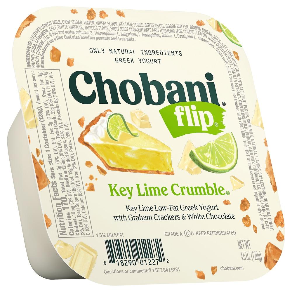 Chobani Flip Key Lime Crumble Low Fat
