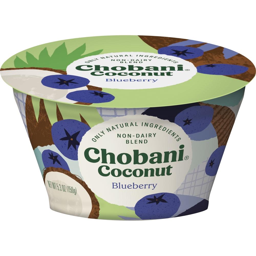 Chobani Coconut Blueberry Non-Dairy