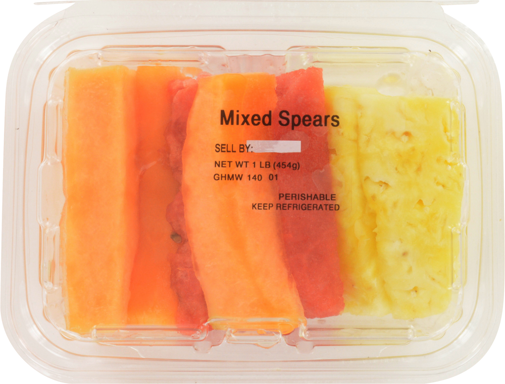 Fresh Kitchen Mixed Fruit Spears 16 Oz Foods Co