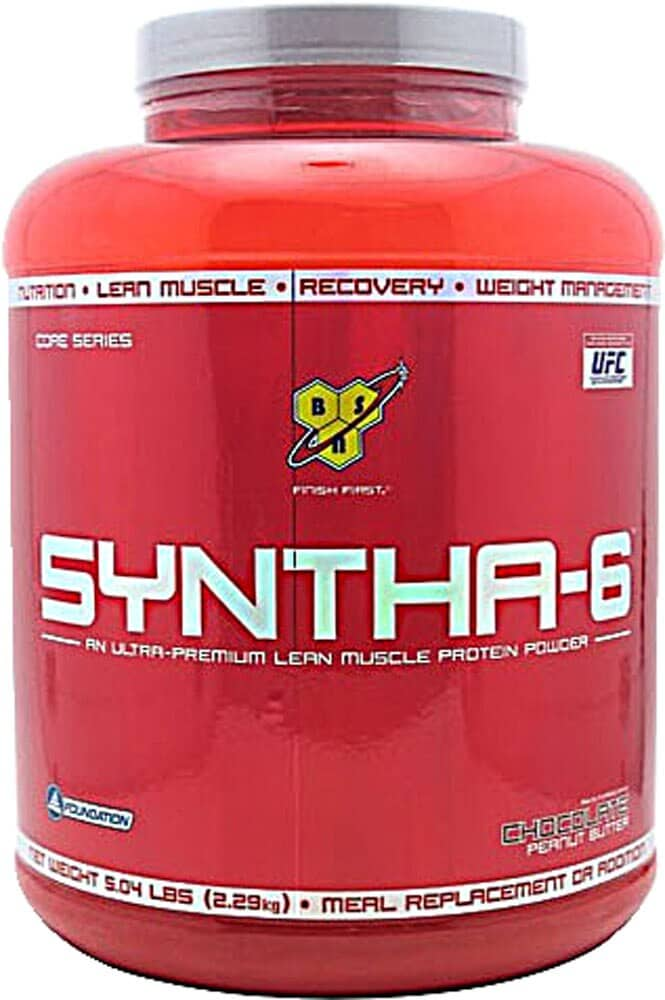 Food 4 Less Bsn Syntha 6 Protein Powder Chocolate Peanut Butter 5 04 Lbs