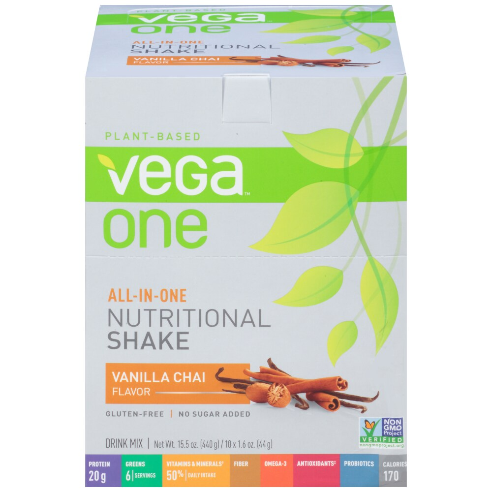 Ralphs - Vega One Plant-Based All-in-One Nutritional Vanilla Chai ...