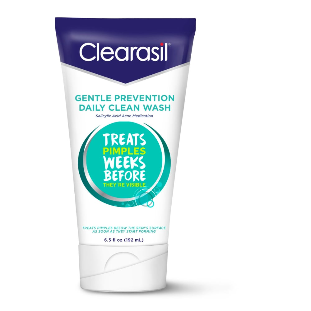 Fry S Food Stores Clearasil Gentle Prevention Daily Clean Face Wash 6 5 Fl Oz