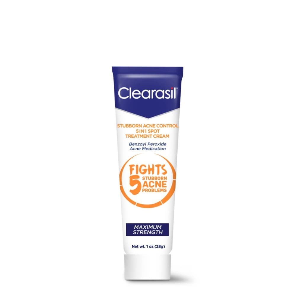 Kroger Clearasil Stubborn Acne Control 5 In 1 Spot Treatment