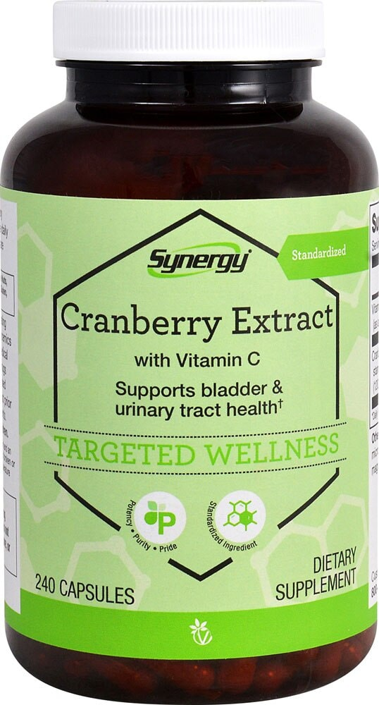 Pick N Save Vitacost Synergy Cranberry Extract Dietary