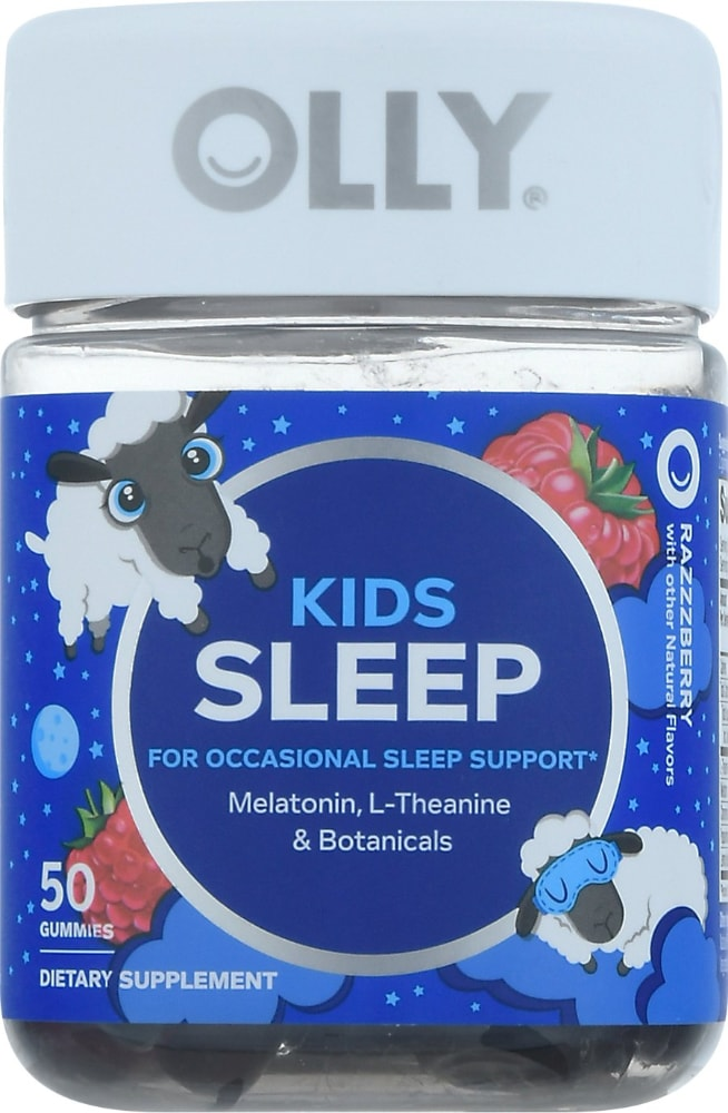 Kroger Olly Kids Sleep Gummies 50 Count 50 Ct