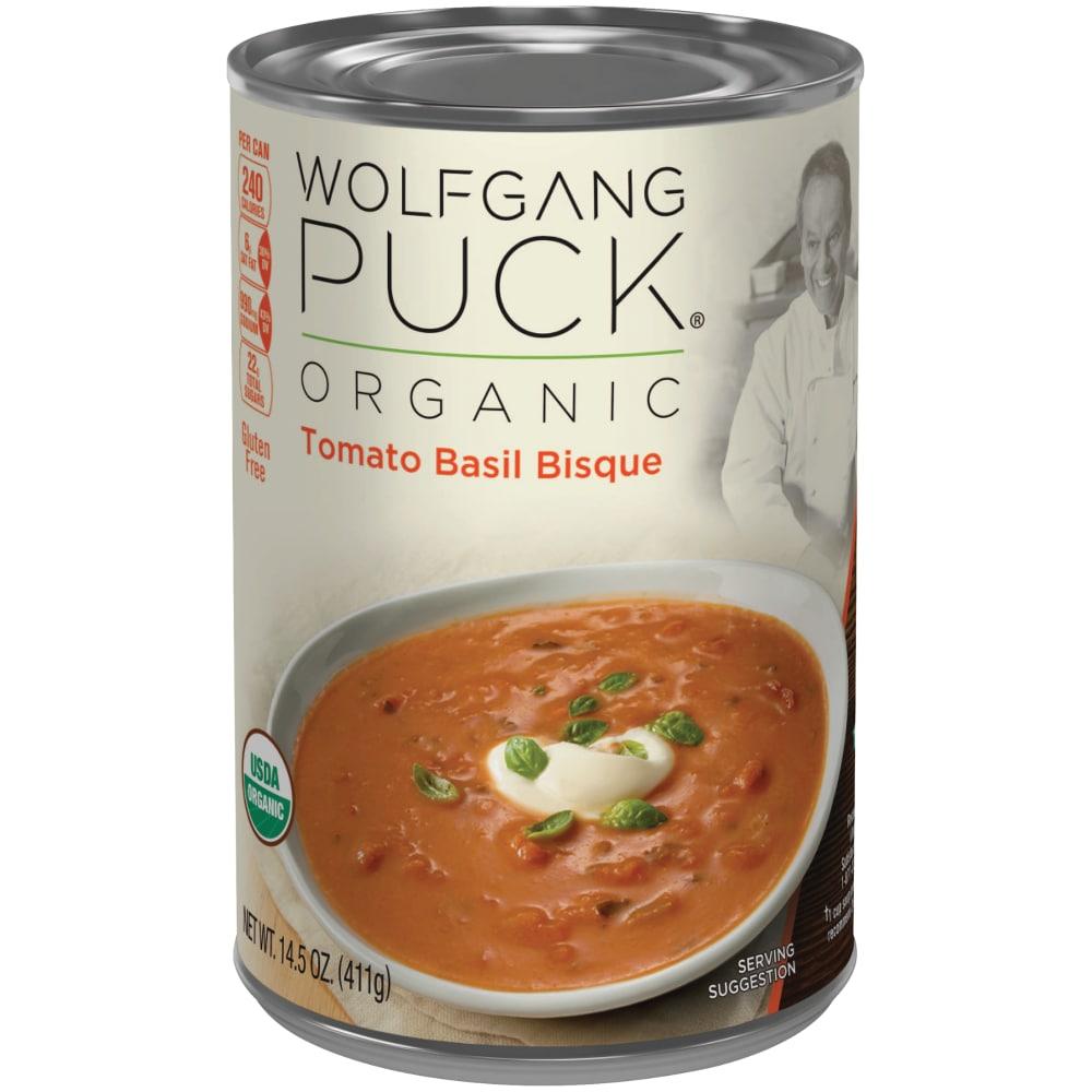 Wolfgang Puck Organic Tomato Basil