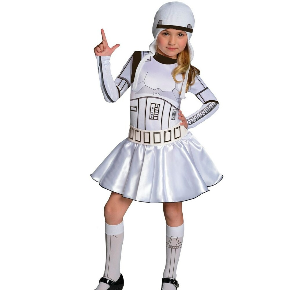 Girls Star Wars DressKids Star Wars DressStar Wars Outfit \ NEW