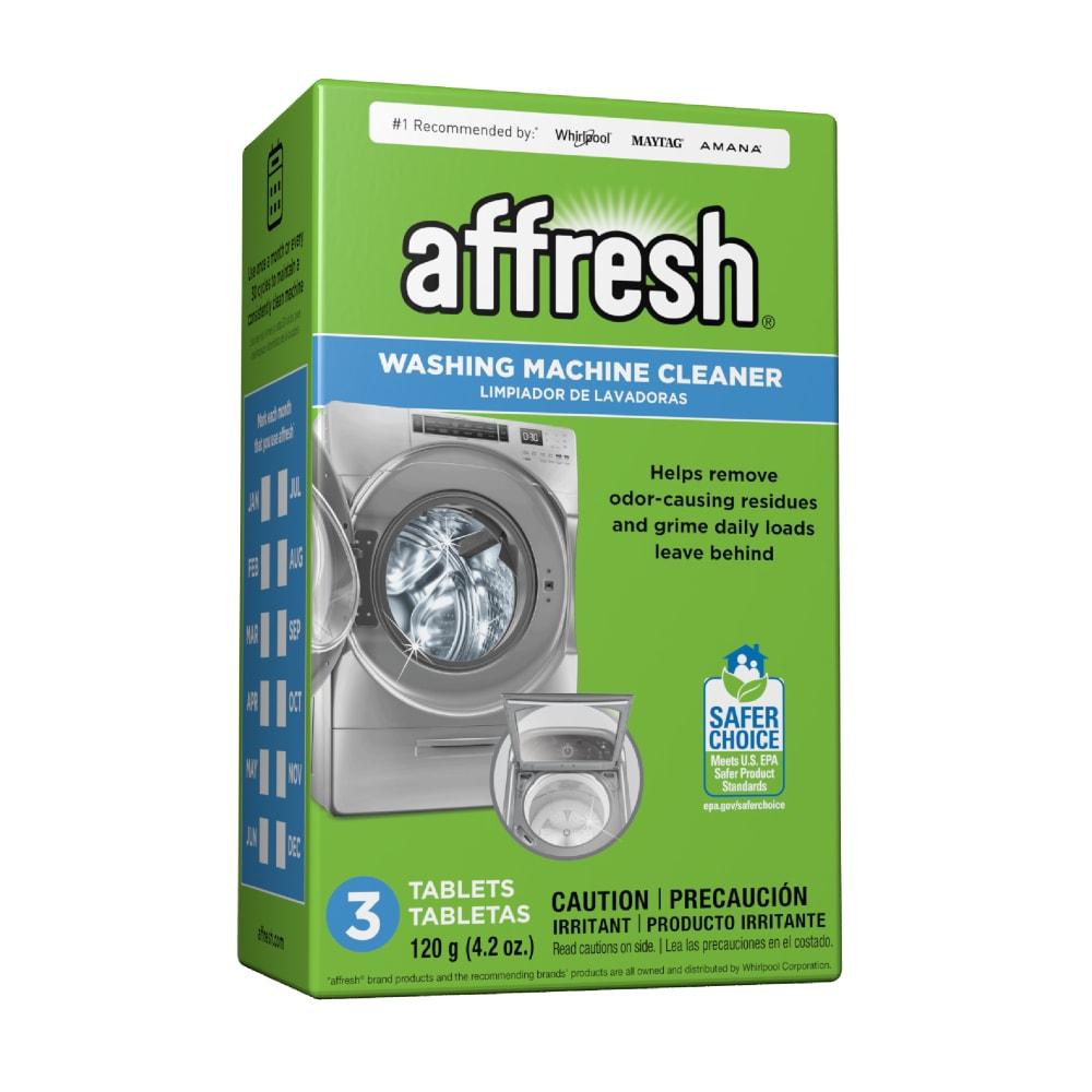 Kroger Affresh Washer Cleaner 3 Ct