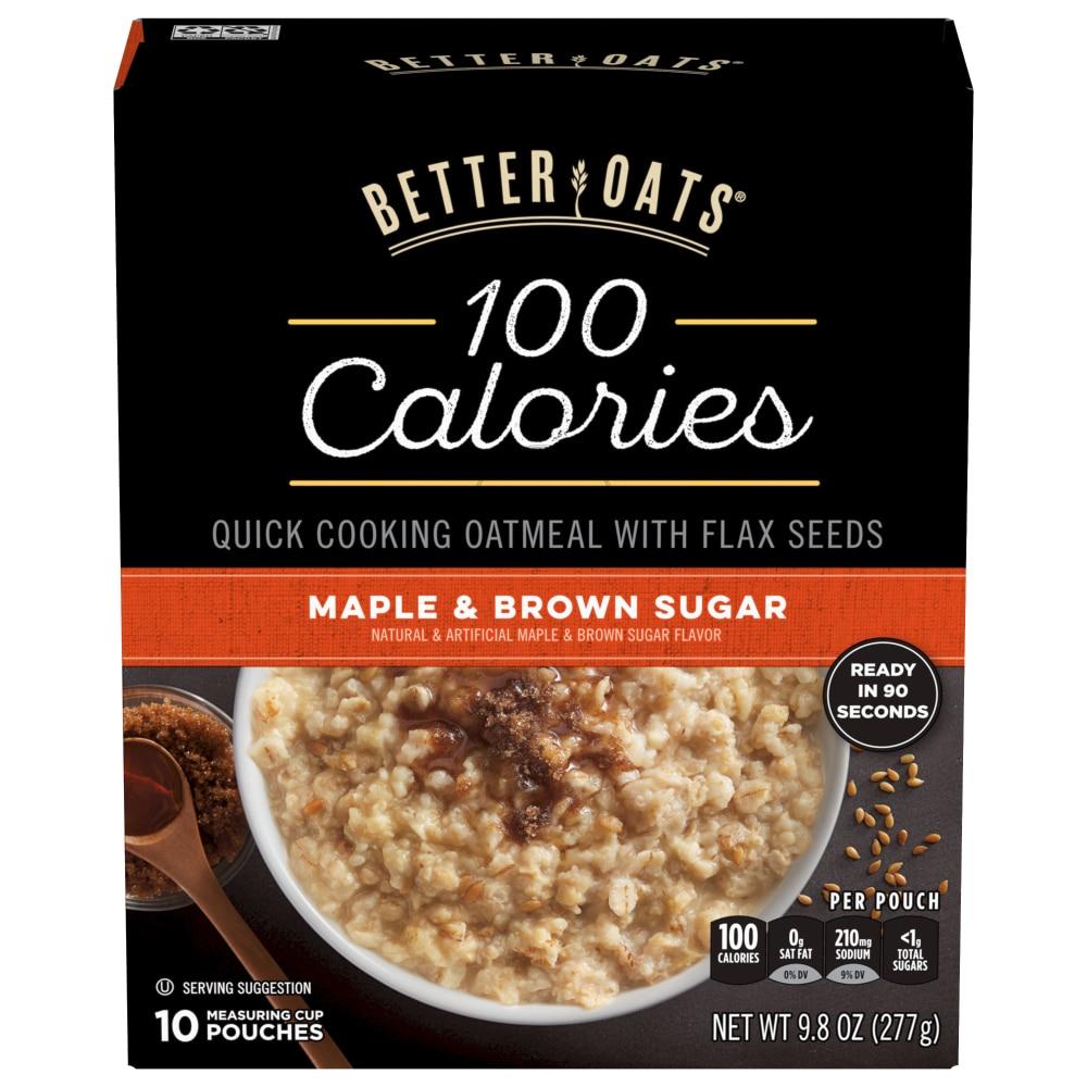 Fred Meyer - Better Oats 100 Calories