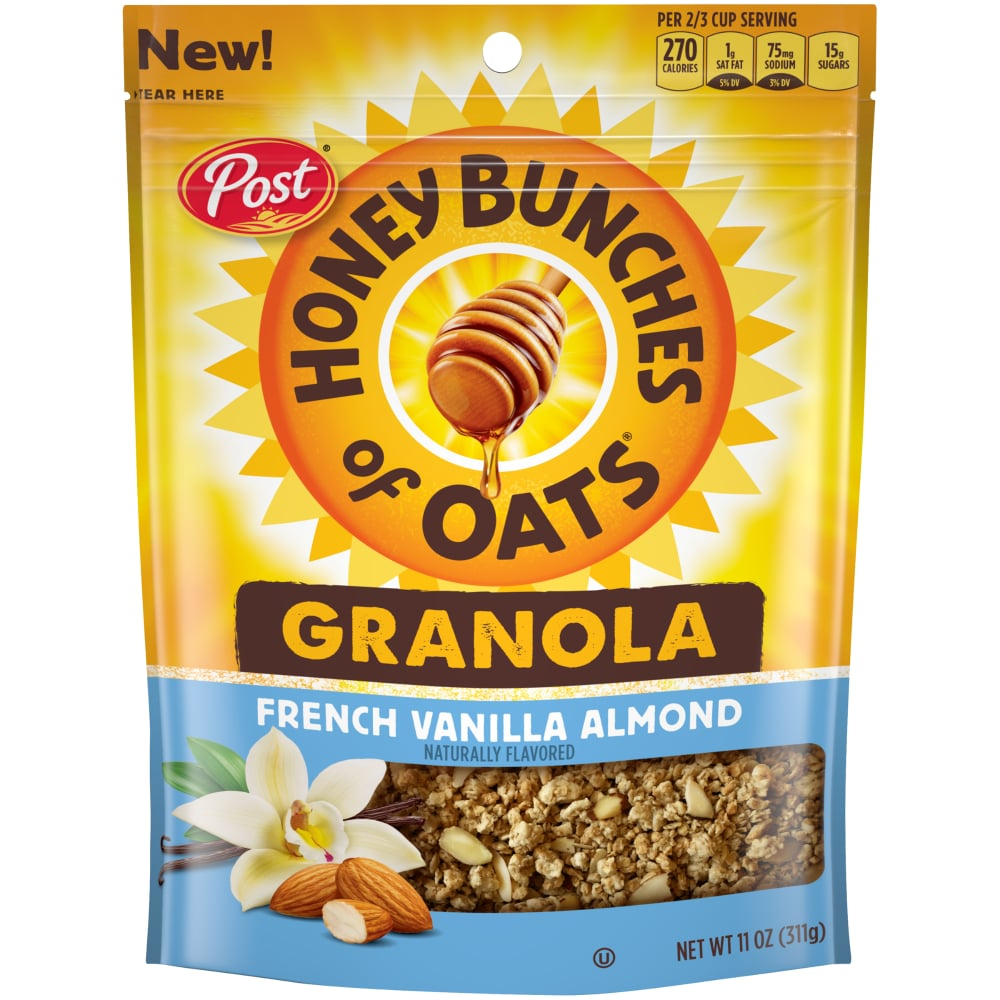 Honey Bunches of Oats French Vanilla