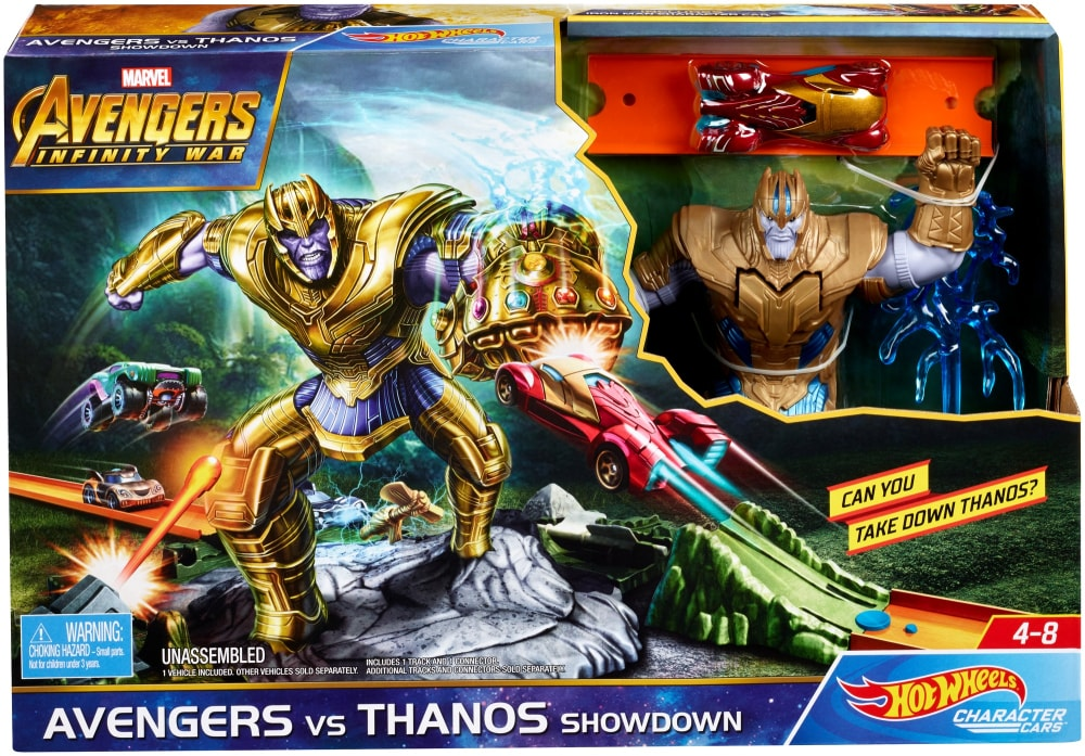Smith's Food and Drug - Mattel Hot Wheels® Marvel Avengers