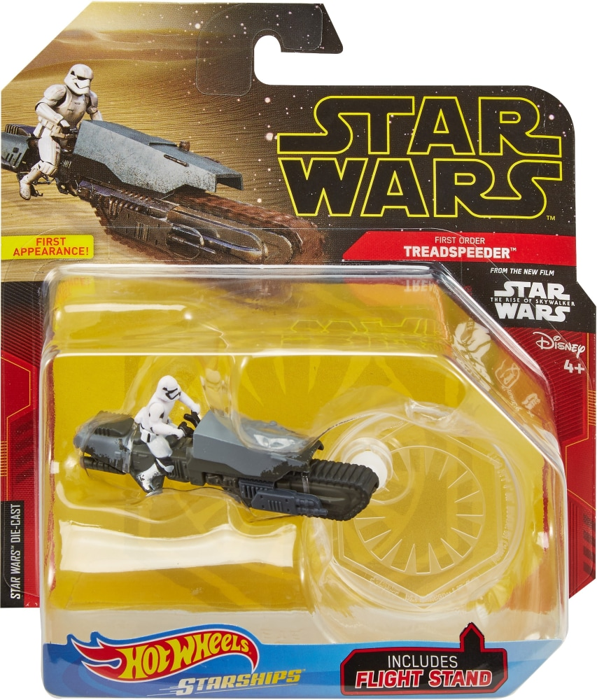 Kroger Mattel Hot Wheels Star Wars Treadspeeder Starship 1 Ct