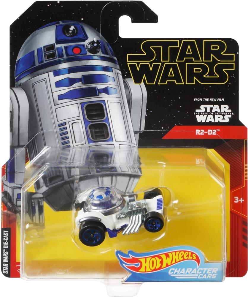 Food 4 Less Mattel Hot Wheels Star Wars R2 D2 Character Car 1 Ct