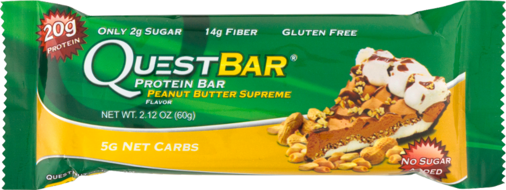 Pick 'n Save - Quest Peanut Butter Supreme Protein Bars, 12