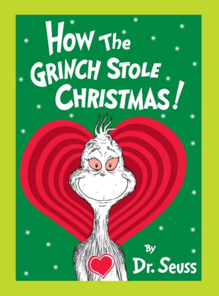 How The Grinch Stole Christmas 2020 Kroger Mariano's   How The Grinch Stole Christmas by Dr. Seuss, 1 ct