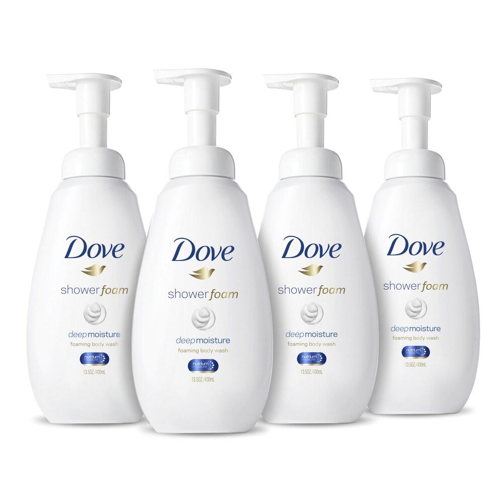 Food 4 Less Dove Shower Foam Deep Moisture Foaming Body Wash 2 Ct 13 5 Fl Oz