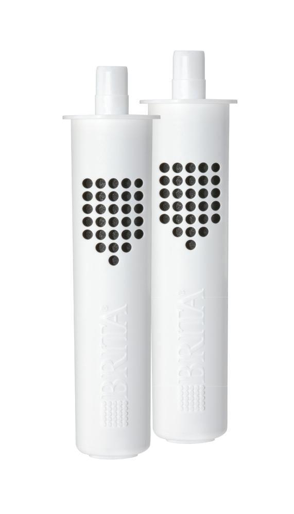 brita water bottle filter. Brita Replacement Water Bottle Filters Perspective: Top Filter